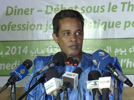 أحمد ولد محمدو ، كاتب صحفي